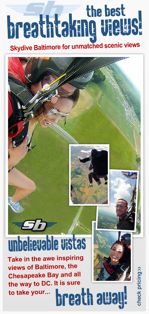 Please click here for skydive reservations