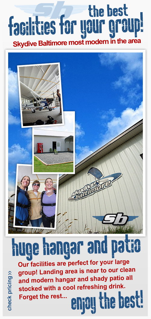 Please click here for skydive reservations and photo video pricing.