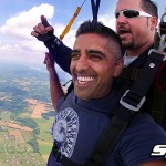 best dropzone for tandem skydive in baltimore maryland virginia area